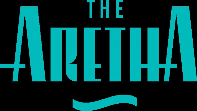 The Aretha Franklin Amphitheatre logo
