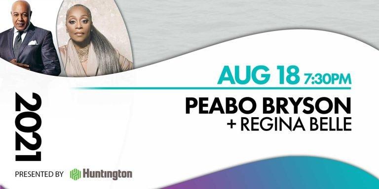 Peabo Bryson + Regina Belle